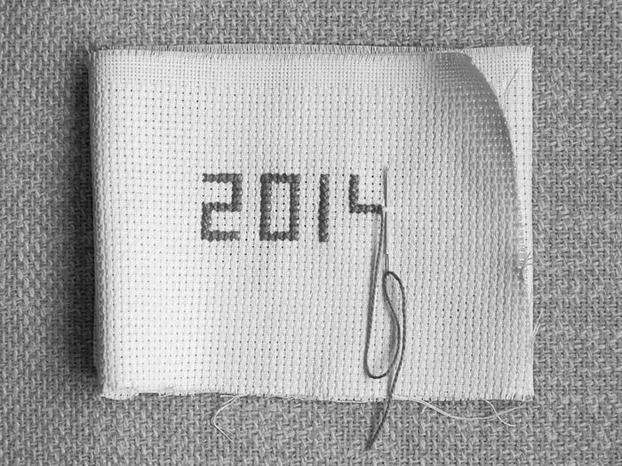 2014, lo vas a bordar