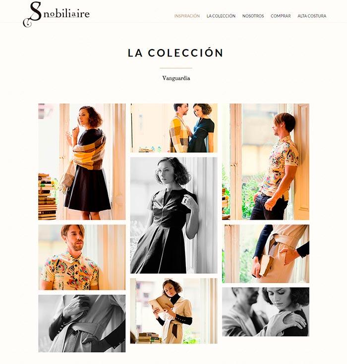 Snobiliaire ropa para gente que lee colección
