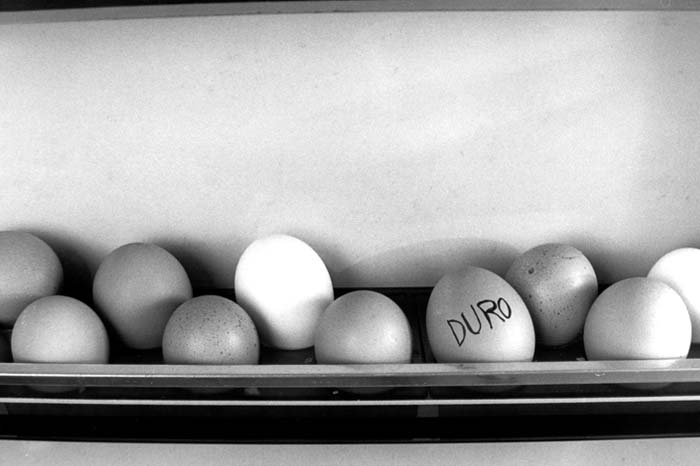 rincones huevo duro