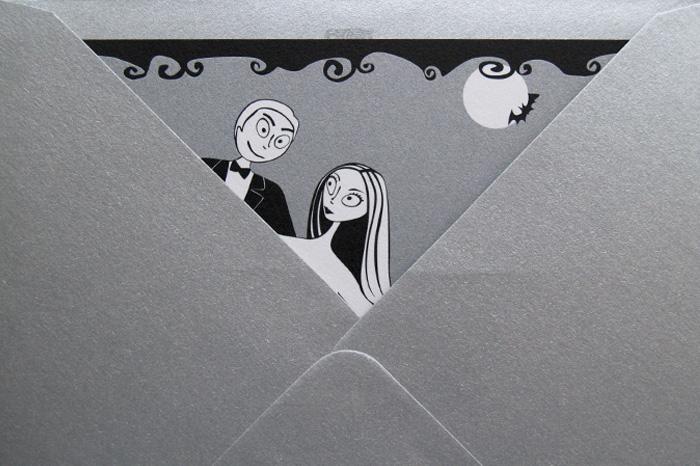 tarjeta boda burton